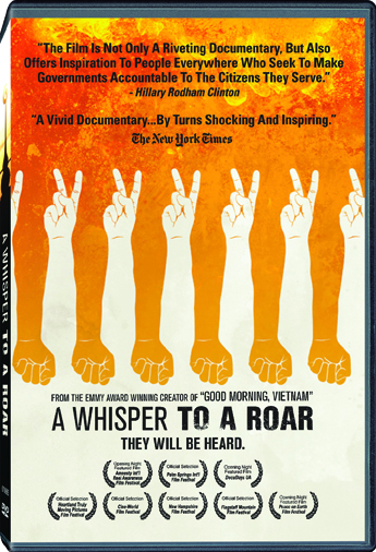 A Whisper to a Roar DVD 